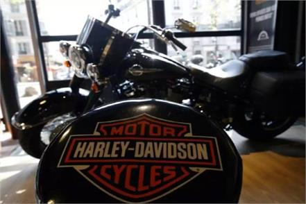 harley davidson abandons existing business in india