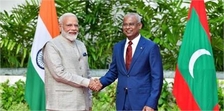 maldives thanks india for 250 million support amid covid 19