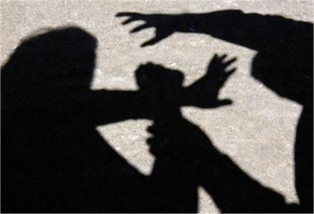 teenager was publicly beaten up for opposing the molestation