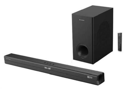 zebronics launches dolby atmos soundbar at rs 17 999