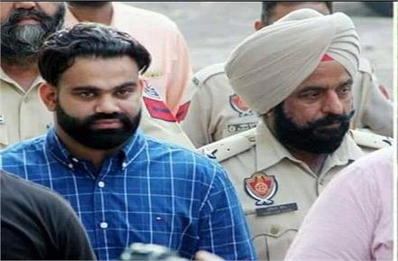 new exploit of gangster jaggu bhagwanpuria lodged in tihar jail came to the fore