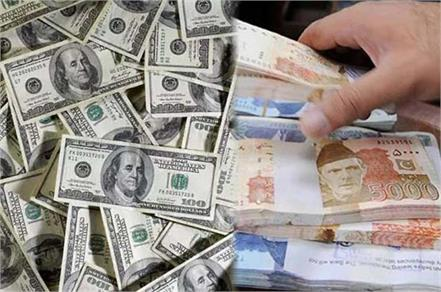 pakistani rupee continues to fall against us dollar