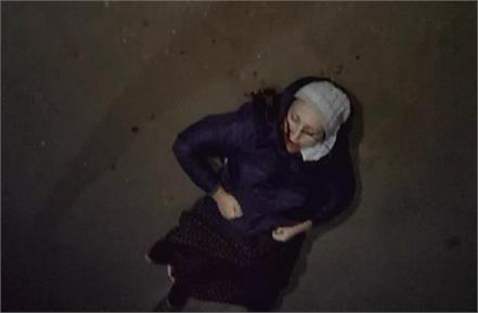 in the desire to meet lord krishna russian woman jumped from roof to die
