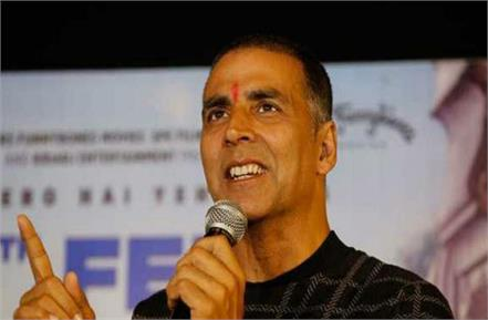 akshay kumar donated for the construction of the grand ram temple