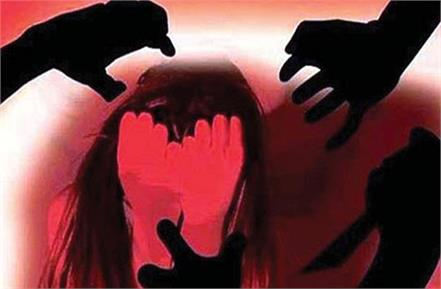 gang rape of woman in sidhi condition critical