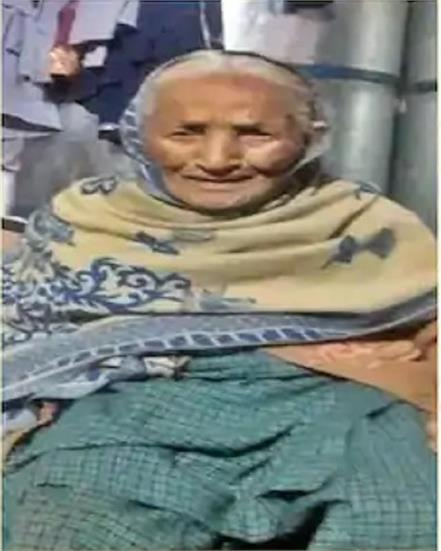 130 year old woman in himachal age recorded in aadhaar card