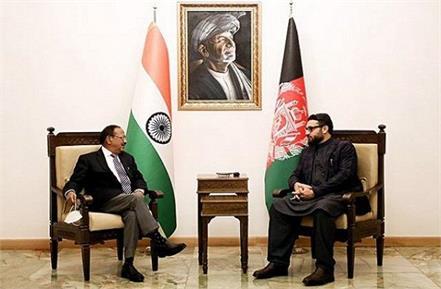 national news punjab kesari ajit doval afghanistan ashraf ghani kabul