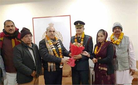 anand yadav appointed as captain in army wife is already posted