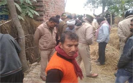 shooting in bhadohi due to children s dispute