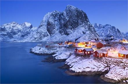 night in norway has only 40 minutes in norway