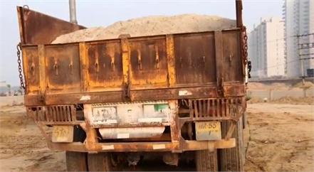 overloading and illegal mining people are no longer well