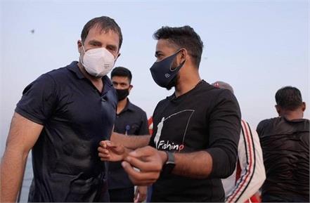 rahul gandhi picture viral