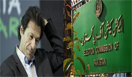 dont sling mud at us  pak election commission hits back at imran khan