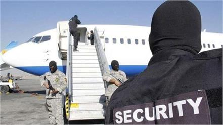 iran foiled plot to hijack passenger plane