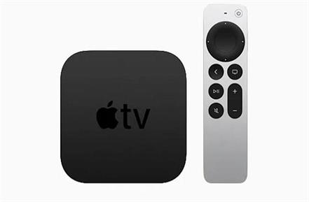 new apple tv 4k gets a revamped remote and a12 bionic chip