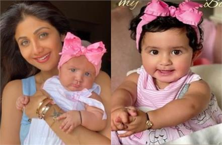 super dancer chapter 4 shilpa shetty received hand made gift for her daughter