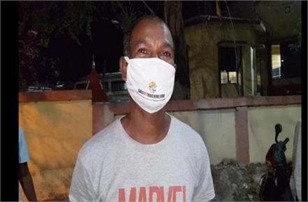 national news punjab kesari corona virus jharkhand ramesh tirkey dumka