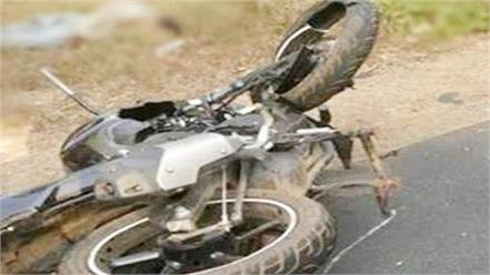 jeep collision killed two bike riders