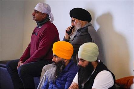 sikhs and lawmakers seek investigation into fedexs shooting as hate crime