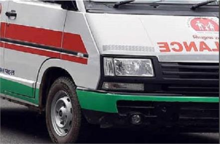 corona patient ambulance shocked rate
