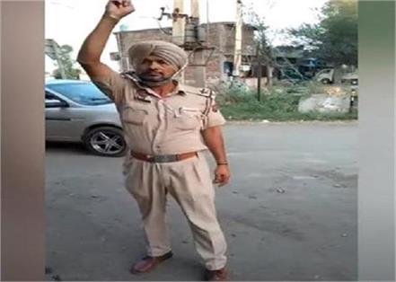video of drunken asi goes viral