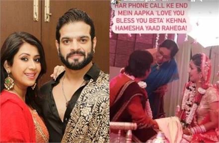 karan patel wife ankita bhargava mourns death of her aunt