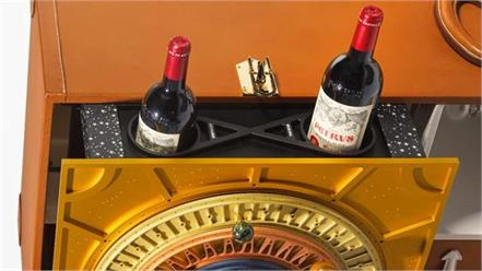 wine aged in space to go on sale at christie s for possible 1million