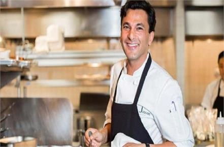 chef vikas khanna helping india from us