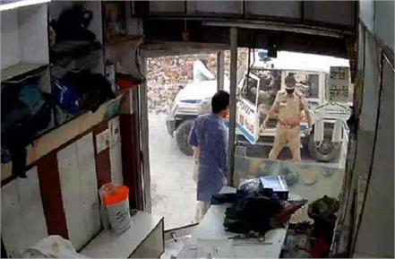 police cut the tailor challan watch video