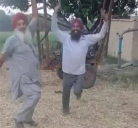 punjab celebrating bjp s defeat see photos