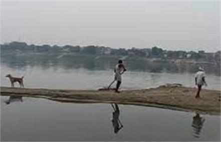 continuation of the founding of dead bodies in the ganges river 7 more bodies