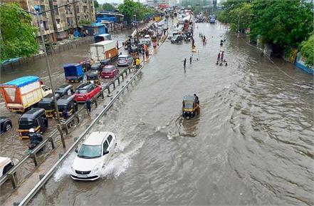mumbai alert heavy rain