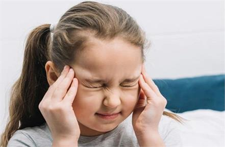 know the reason cause and treatment of headache problem in children