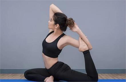 do yoga daily for glowing skin