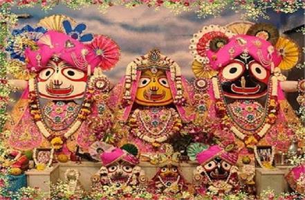 lord balabhadra lord jagannath returned home