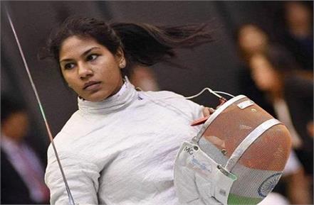 tokyo olympics pm modi react on fencer bhavani devi tweet