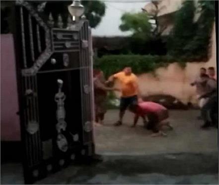 devar bhabhi dispute video viral