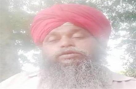 congress sarpanch s husband found alive again