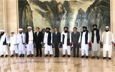 uighurs border safety on agenda as china taliban meet
