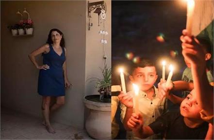 israeli woman donates kidney to gaza boy