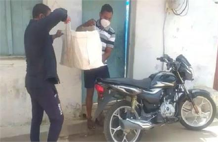 shahdol district where liquor is home delivery