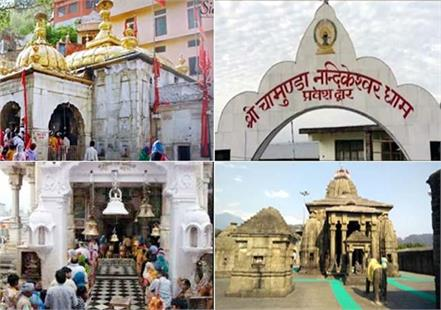 doors of temples will remain open from 4 am to 10 pm