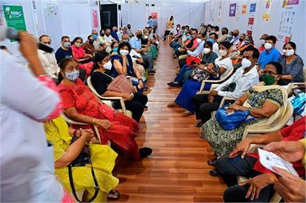 coronavirus india vaccination
