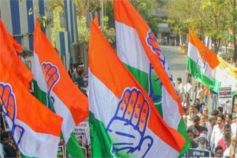 the congress and the bjp are embroiled in internal strife