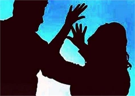 wife  rape  husband  attack