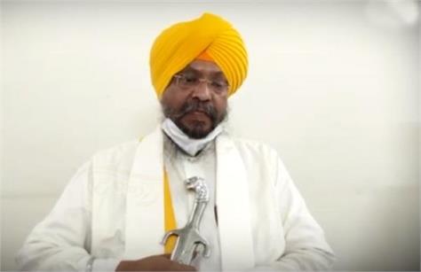 jathedar in challenge after threatening to blow up takht sri patna sahib