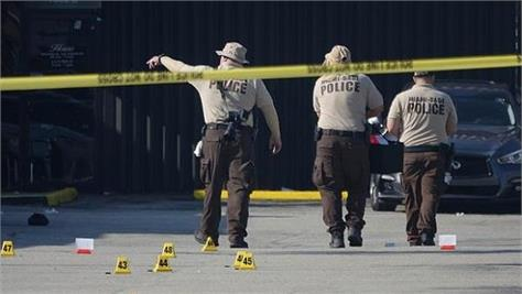 shooting and violence in the us has become a daily occurrence