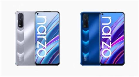 realme narzo 30 and realme narzo 30 5g to launch in india soon
