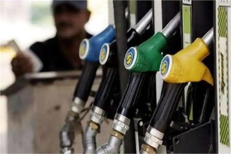 diesel prices hot in rajasthan