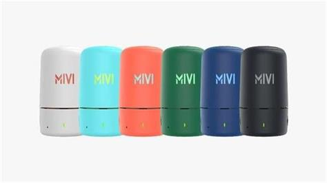 mivi play bluetooth speaker launch in india